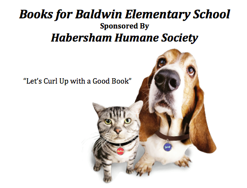 Books for Baldwin Elementary School